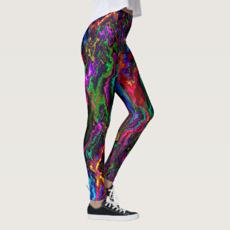 Bleeding Colors Leggings