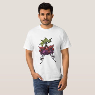 bleeding heart flower T-Shirt