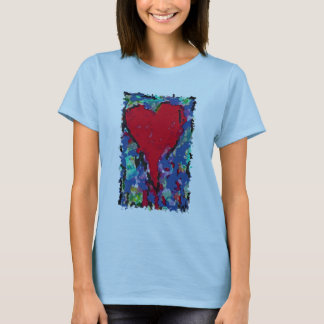 bleeding heart II T-Shirt