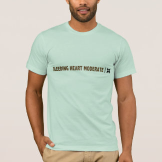 Bleeding Heart Moderate T-Shirt