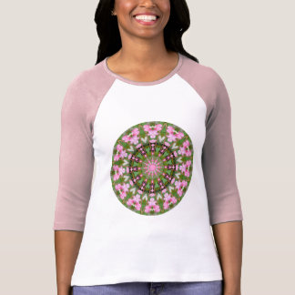 Bleeding Heart Nature, Flower-Mandala 05.f T-Shirt