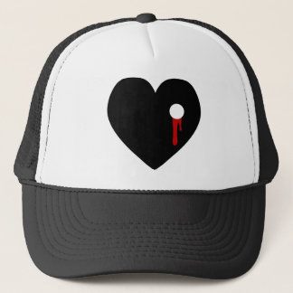 Bleeding Heart Outta Love Hat