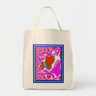 Bleeding Hearts Bag