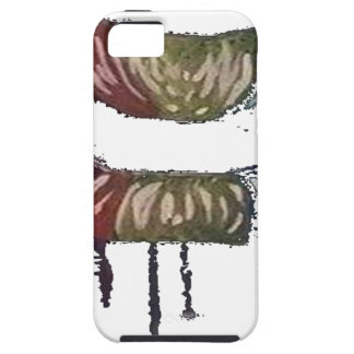 bleeding rainbows.lips and its not skittles! iPhone 5 cases