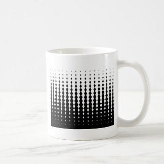 Blended Rhomb Pattern Coffee Mug