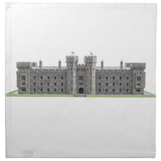 Blenheim Castle Napkin