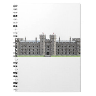 Blenheim Castle Notebook