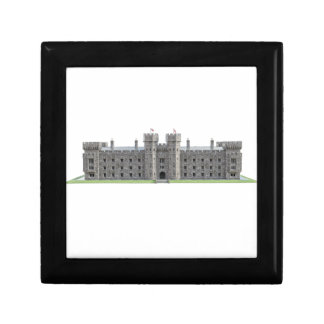 Blenheim Castle Small Square Gift Box