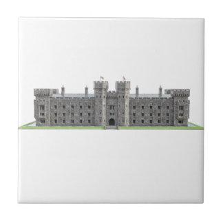 Blenheim Castle Tile