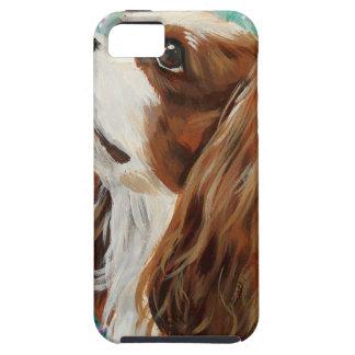 Blenheim Cavalier King Charles Spaniel Case For The iPhone 5