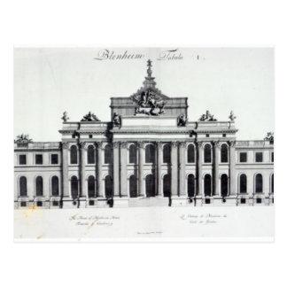 Blenheim Palace Postcard