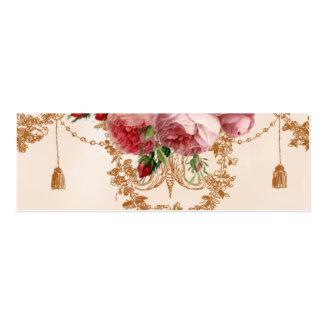 Blenheim Rose, petal pink Business Cards