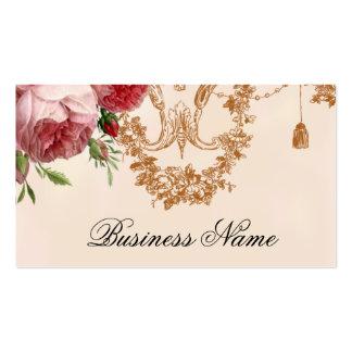 Blenheim Rose , pink petal Business Card