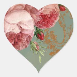 Blenheim Rose Sticker