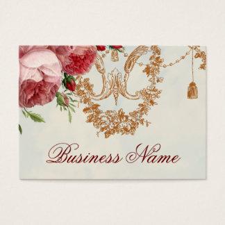 Blenheim Rose -Summer Sky Business Card