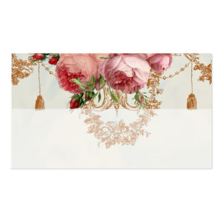 Blenheim Rose -Summer Sky - Place card Pack Of Standard Business Cards