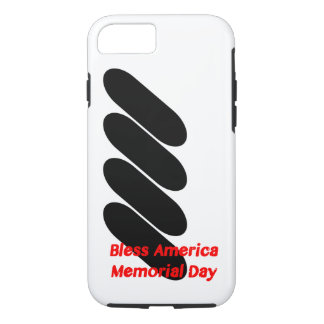 Bless America Memorial Day Case