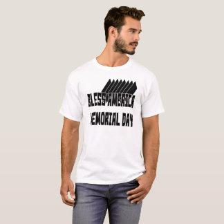 Bless America Memorial Day T-Shirt