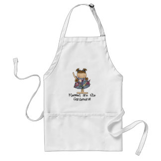 Blessed are the Gardeners Tshirts and Gifts Standard Apron