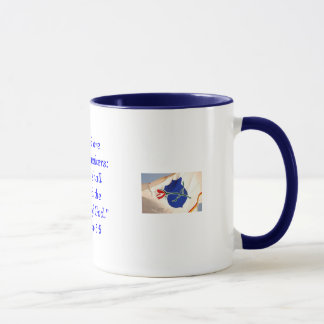 Blessed are the peace makers.... mug