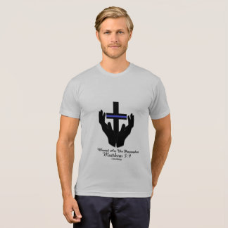 Blessed Are The Peacemakers matthew 5:9 christian T-Shirt