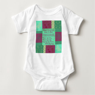 Blessed Assurance Baby Bodysuit