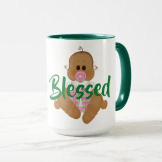Blessed Baby Shower Gift   - Mug