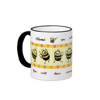 Blessed Bee© The Merciful Ringer Mug