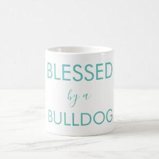 Blessed by a Bulldog Coffee Mug