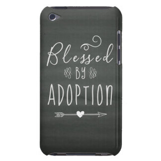 Blessed by Adoption - Foster Care, Adopt Gift Barely There iPod Case