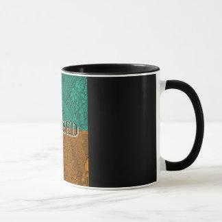 Blessed Colorblock Mug