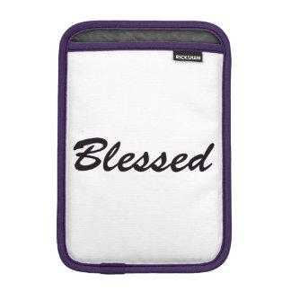 Blessed iPad Mini Sleeve