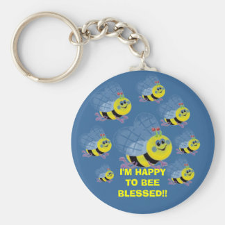 Blessed! Keychain