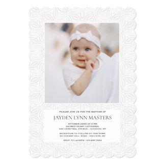 Blessed Photo Invitation