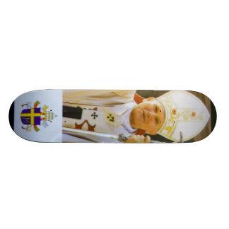 Blessed Pope John Paul II Skateboard Deck