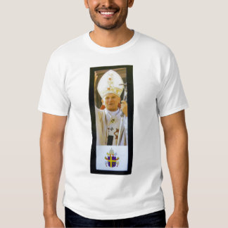 Blessed Pope John Paul II Tees
