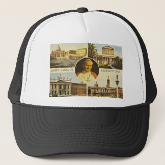Blessed Pope John Paul II Trucker Hat