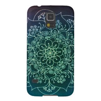 Blessed Rain Mandala Case For Galaxy S5