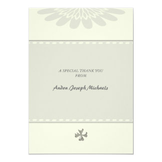 Blessed Religious Thank You / Notecard