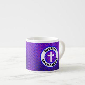 Blessed Sacrament Espresso Mug
