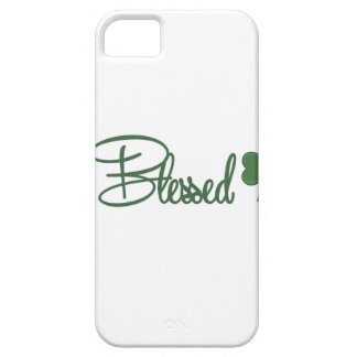Blessed St. Patrick's Day Design ☘ Barely There iPhone 5 Case