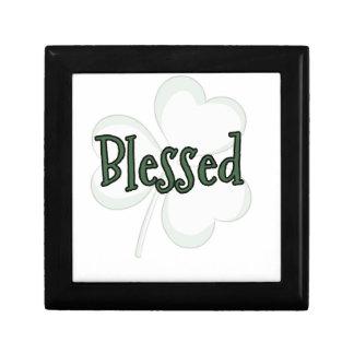 Blessed St. Patrick's Day Design Gift Box