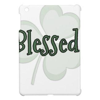 Blessed St. Patrick's Day Design iPad Mini Cover