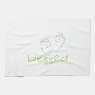 Blessed Tea Towels
