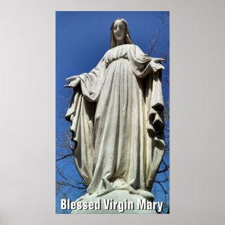 Blessed Virgin Mary II Print