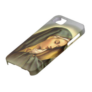 Blessed Virgin Mary - Mother of God iPhone 5 Cover