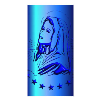 Blessed Virgin Mary - Mother of God Photo Cards