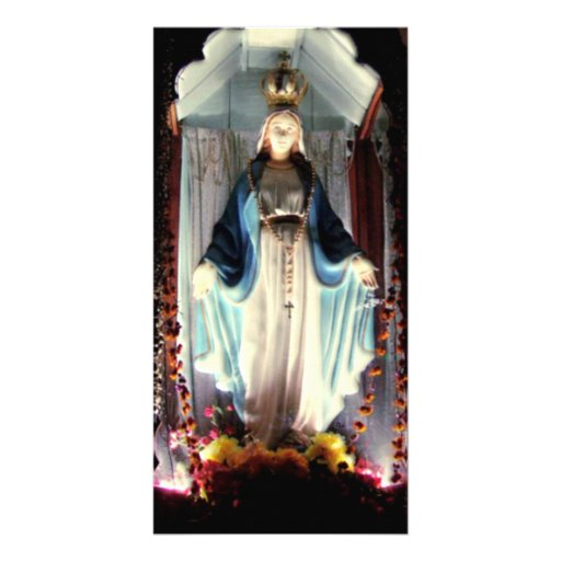 Blessed Virgin Mary - Mother of God Photo Greeting Card