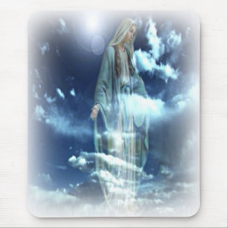 Blessed Virgin Mary Mousepad