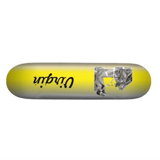 Blessed Virgin Mary Skate Board Decks